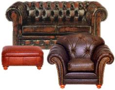 Lederfarbe Möbel